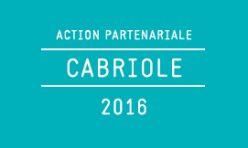 Action Partenariale - Cabriole / 2016