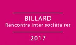 Billard / 2017