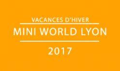 2017/Hiver Jeunesse Miniworld