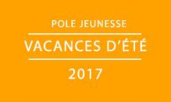 VACANCES ÉTÉ / 2017